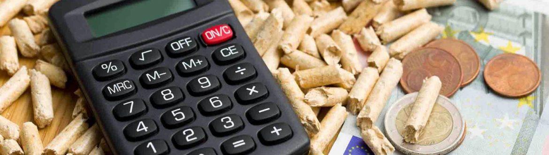 precios biomasa pellets