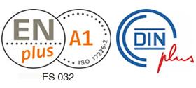 certificados CALIDAD pellets